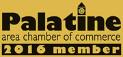 The Cotillion Banquets is a member of the Palatine Area Chamber of Commerce